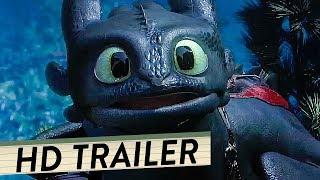 DRACHENZÄHMEN LEICHT GEMACHT 3 Trailer Deutsch German (HD) | Animation 2019