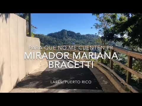 Para Que No Me Cuenten PR ...????????!!! Mirador Mariana Bracetti, Lares, Puerto Rico
