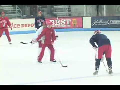 BU MENS ICE HOCKEY 2009