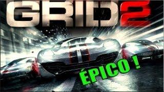 Grid 2 - Jogo ÉPICO DUBLADO EM PORTUGUES !!!