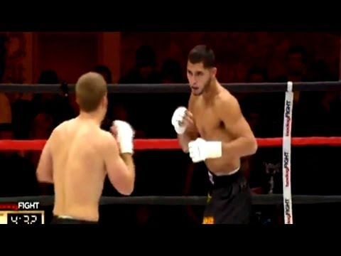 UFC fighter Jorge Masvidal vs. Steve Berger