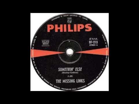 The Missing Links - Somethin' Else (1965) [RARE]