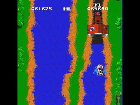 Arcade Game: Spy Hunter (1983 Midway)