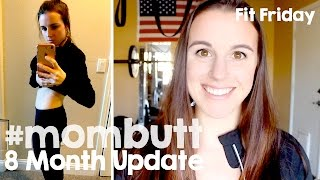 HAVE I LOST THE BABY WEIGHT? |  8 Month Postpartum Update