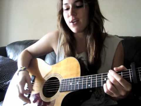 Wanted Hunter Hayes Acoustic Cover Stephanie Berlanga Youtube