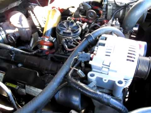 powerstroke alternator youtube