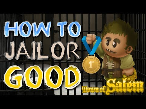HOW TO JAILOR GOOD | Town of Salem Coven Mafia Returns Game