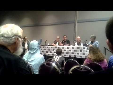 Transformers Panel Prt. 1 (Steve Blum, James Horan, Neil Kaplan, Mark Ryan)