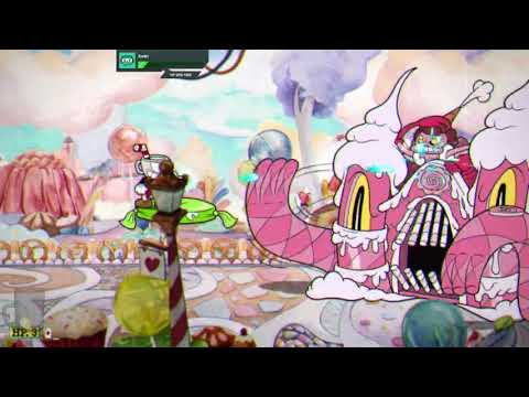 Spinning Cups at Carnivals Make Me Throw Up: World 2 Part 1 Cuphead!