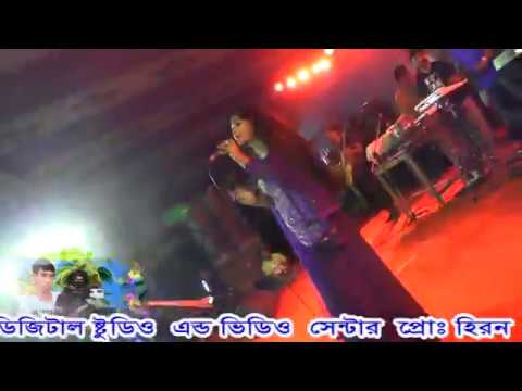 Bangla Song | Salma | Tomar Bari Amar Bari Maje Chitra Nodi |new 2017