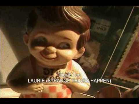 DICKIE LEE:  LAURIE (STRANGE THINGS HAPPEN)  (1965)