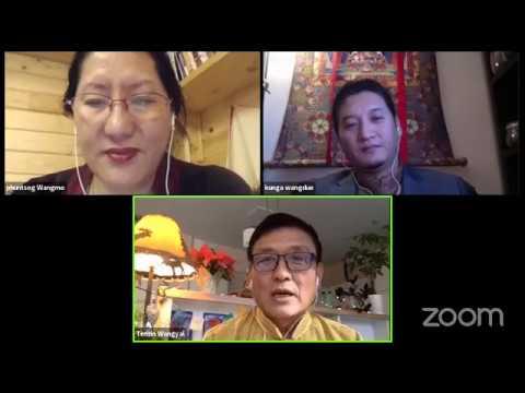 Le pouvoir de guérison de l'énergie dynamique par Tenzin Wangyal Rinpoché