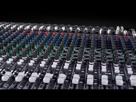 Alto Professional LIVE Series Mixers