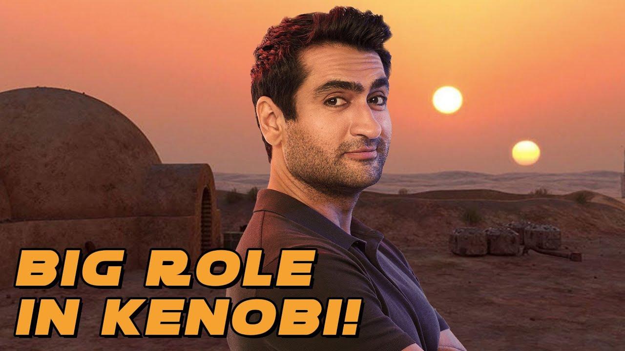 Download Kumail Nanjiani Has a Big Role in 'Obi-Wan Kenobi' Series