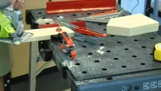 Mft Clamping Table/bird House