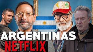 7 MEJORES PELÍCULAS ARGENTINAS en NETFLIX 2020 🔥🇦🇷🧉 (con Trailers)