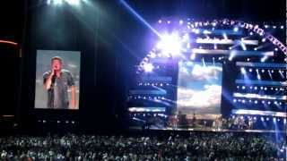 god gave me you blake shelton cma festival