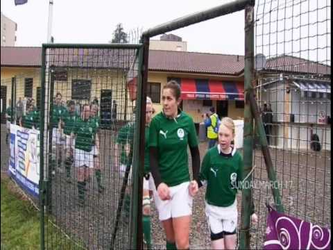 RTE Doc Women's Six Nations 2013 Grand Slam