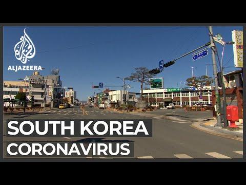 Coronavirus: South Korea raises alert level to highest