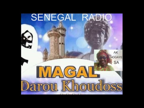 SOKHNA NOGAYE MBOUP AK SENEGAL RADIO DE NEW YORK SA MAGAL DAROU KHOUDOSS