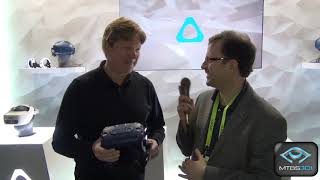 MTBS-TV: Interview With HTC at CES 2019