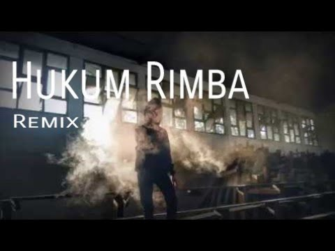 Hukum Rimba - cover by ardhi (dj remix rock)
