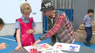 Creative Hong Kong – Glenealy School rocks! (2017)