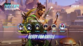 Spicy Hanzo Gameplay (Yes I Am Serx)