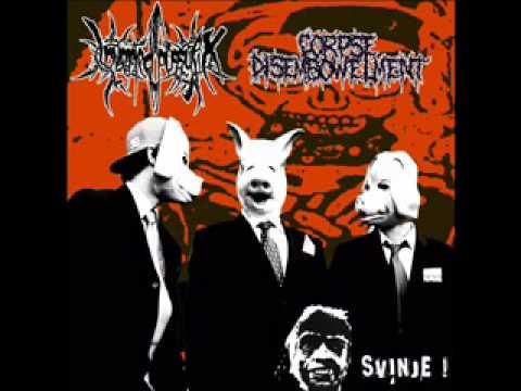 Svinje! split - side Corpse Disembowelment