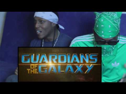 Guardians of the Galaxy Vol. 2 Teaser Trailer Reaction