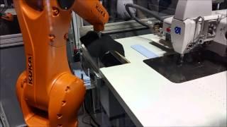 видео Оборудование швейного производства