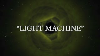 """LIGHT MACHINE"" A Healing Artwork By Laurence Elliott Potter @ The souldome com Thumbnail"