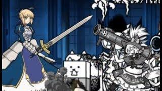 The Battle Cats- Holy War: Saber ★★☆