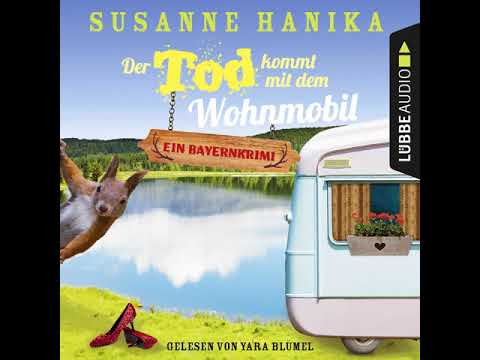 Der Tod kommt mit dem Wohnmobil (Sofia und die Hirschgrund-Morde 1) YouTube Hörbuch Trailer auf Deutsch