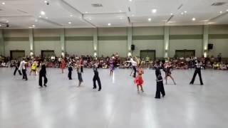 SCUAA Nationals 2017 Dancesport Competition