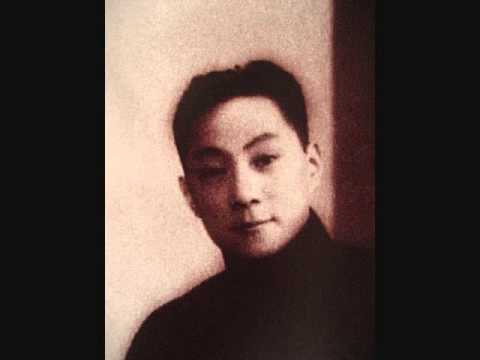 "Historic recording of Kunqu singer Yu Zhenfei 俞振飞: ""The Palace of Eternal Life"" 《长生殿》"