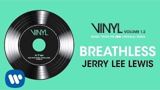 Jerry Lee Lewis - Breathless [Official Audio]