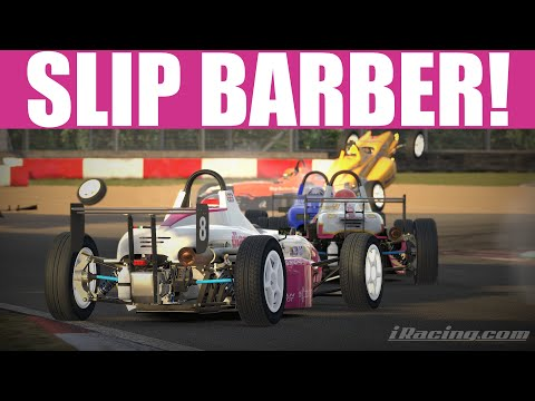 Trying to stay alive! | Skip Barber at Zolder