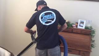 Carpet cleaning| Second time using us.
