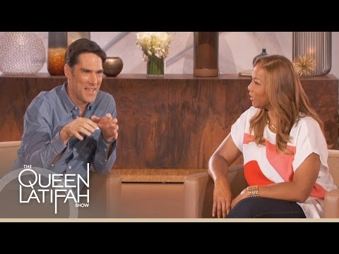 Thomas Gibson on The Queen Latifah