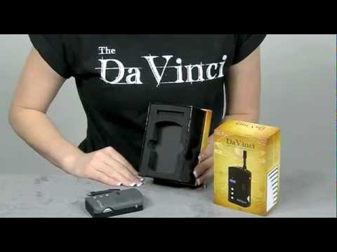 How To Use The Davinci Vaporizer