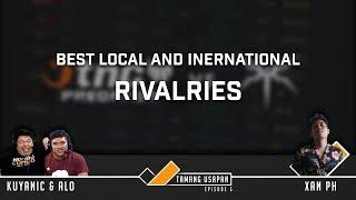 Tamang Usapan Episode 5: Best Rivalries Local & Internationa
