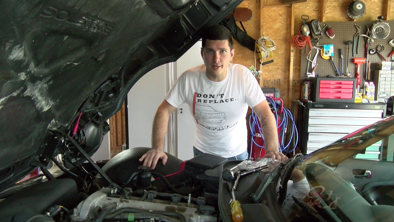 Diagnosing A Constantly Running Fan Youtube 2005 Kia Sorento Engine Coolant