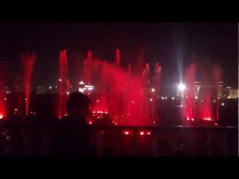 Musical Fountain in Lucknow .mp4