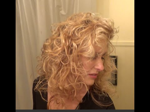 how to get wavy hair overnight youtube