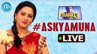 Live Conversation With Actress Yamuna - Frankly With TNR - #AskYamuna