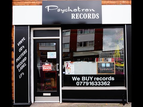 Psychotron Records Sutton Coldfield Promo Video