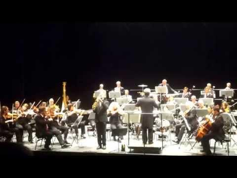 Gerry Rafferty - Baker Street (National Orchestra from Belgium by Dirk Brossé)