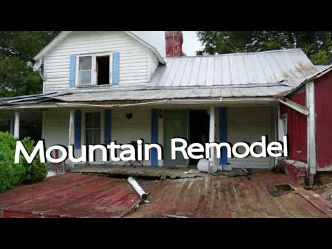 NEW SHOW about a Kid Who Remodels Houses - Mountain Remodel Episode 1 The Beginning