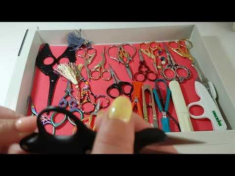 Мои ножницы для вышивки